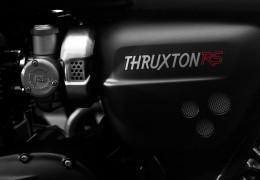 Nouvelle Thruxton RS !